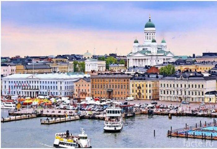 Финляндия 1