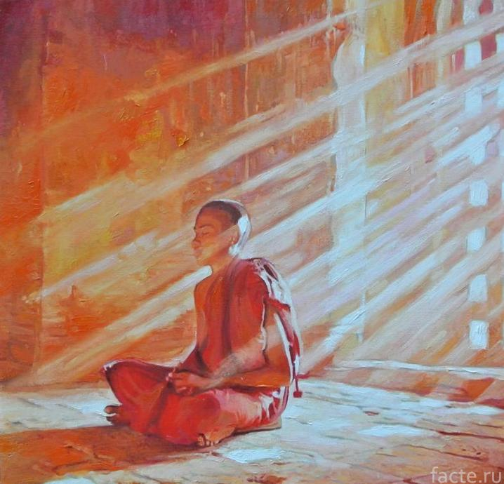 книга медитация