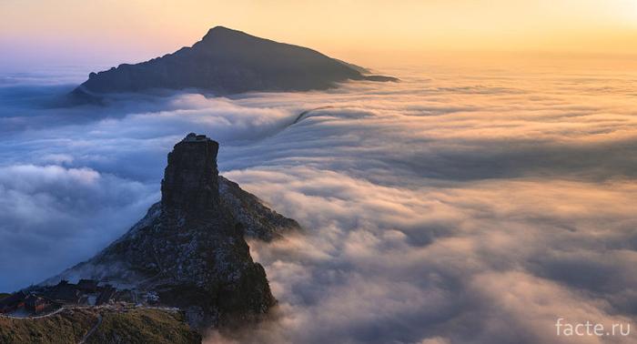 Гора Фаньцзишань