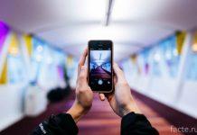 фото на смартфон