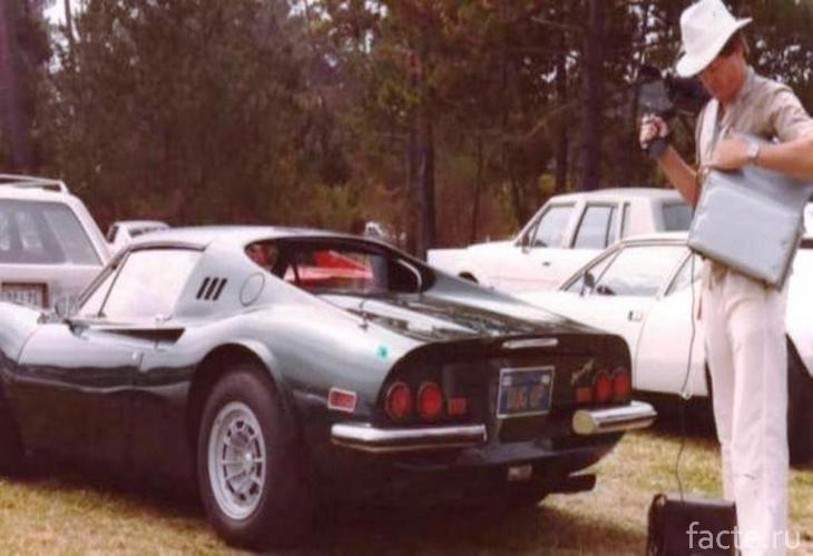 Ferrari Dino 246 GTS 4