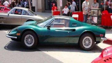 Ferrari Dino 246 GTS 5