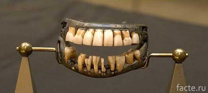 Зубы Вашингтона