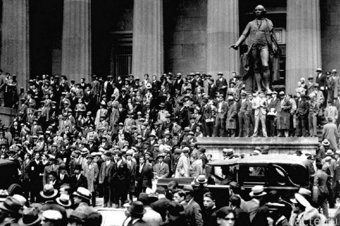 Черный четверг 1929