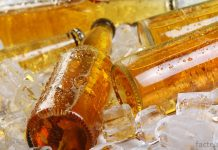 Охлаждение напитков