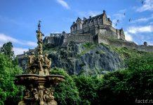Старинный английский замок