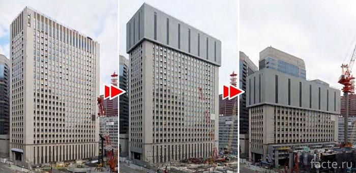 Технология сноса здания