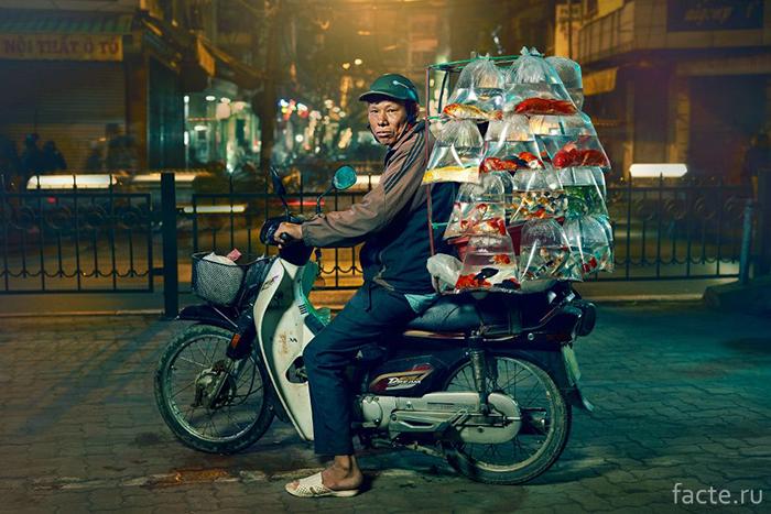 Служба доставки в Ханое
