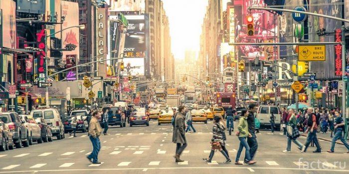 жизнь в мегаполисе