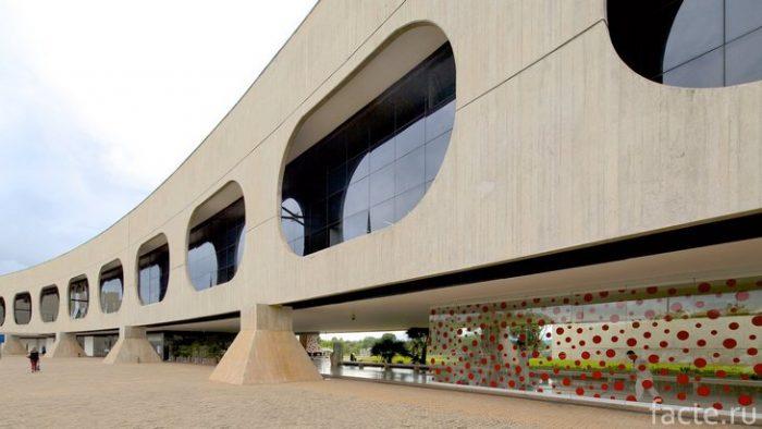 Centro Cultural Banco do Brasil Brasilia.