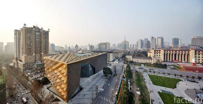 Музей Чэнду Китай