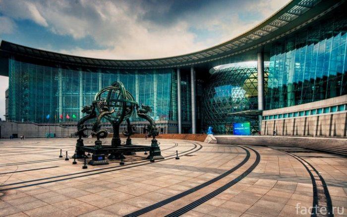 Музей науки и техники КНР