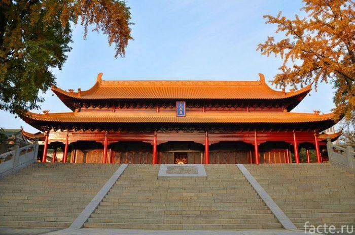Нанкин Китай
