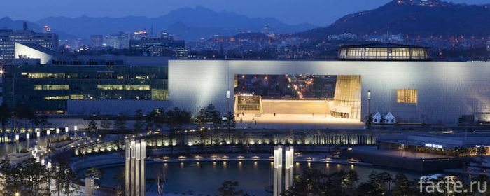 Национальный музей Кореи