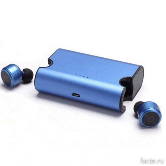 Батарея наушников