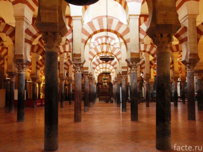 мечеть кордовы