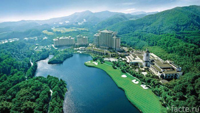 Mission Hills Golf Club Китай