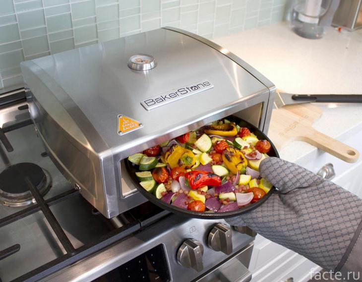 печь для домашней пиццы