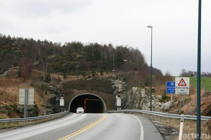 Эйксуннский тоннель