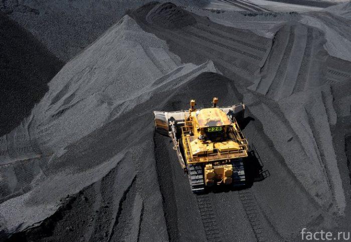 Австралия добыча угля
