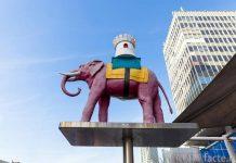 Elephant & Castle лондон