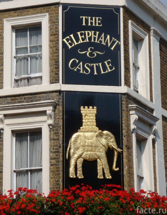Elephant Castle паб