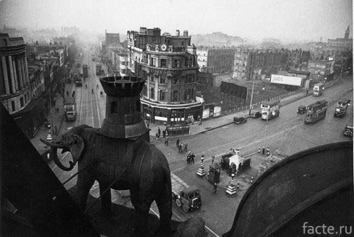 Elephant Castle война