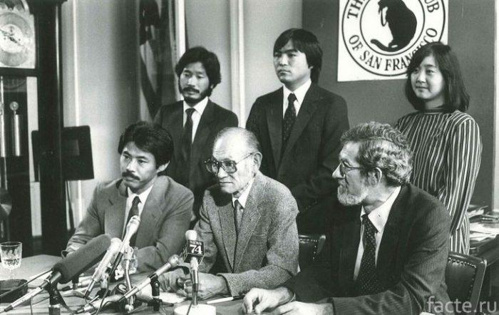 Fred Korematsu активист