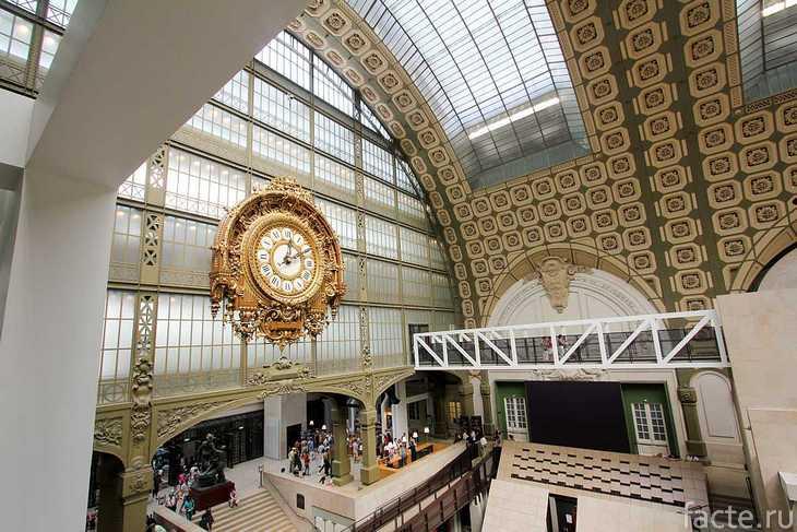 Musée d'Orsay париж