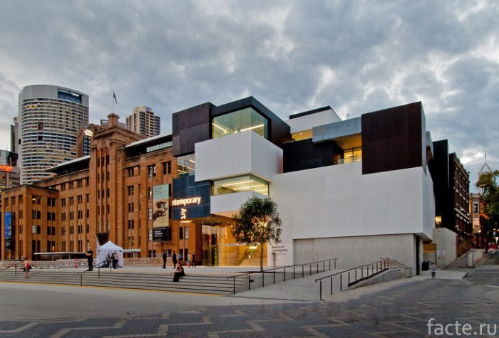 Museum of Contemporary Art Australia