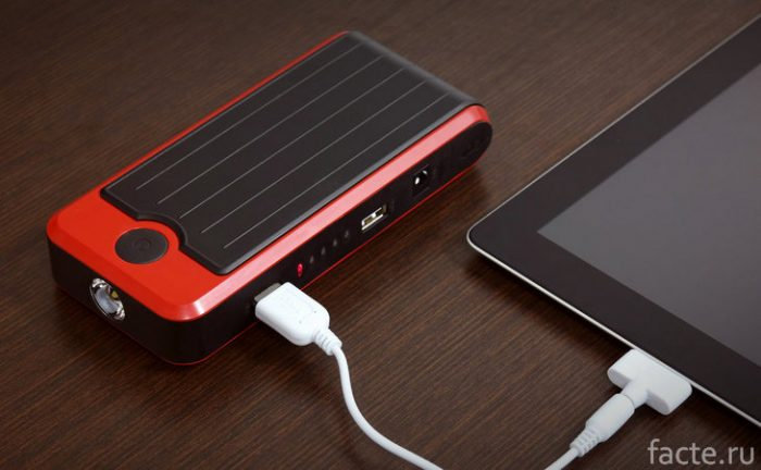 Портативное зарядное устройство