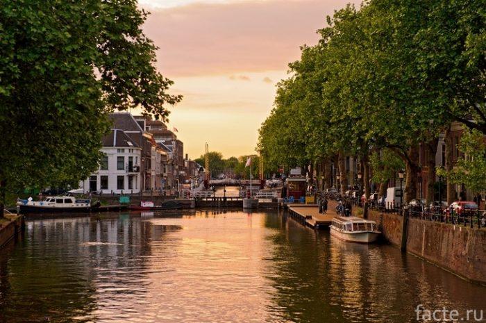 Утрехт голландия