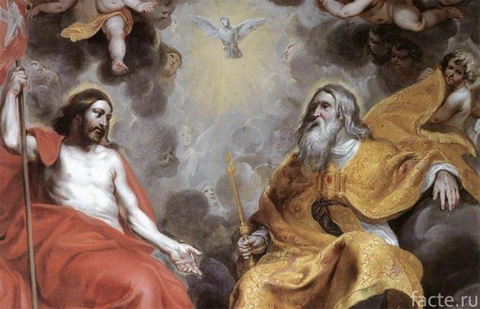 бог отец и бог сын