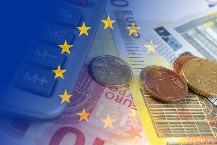 бюджет европы