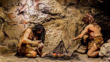 древние люди музей
