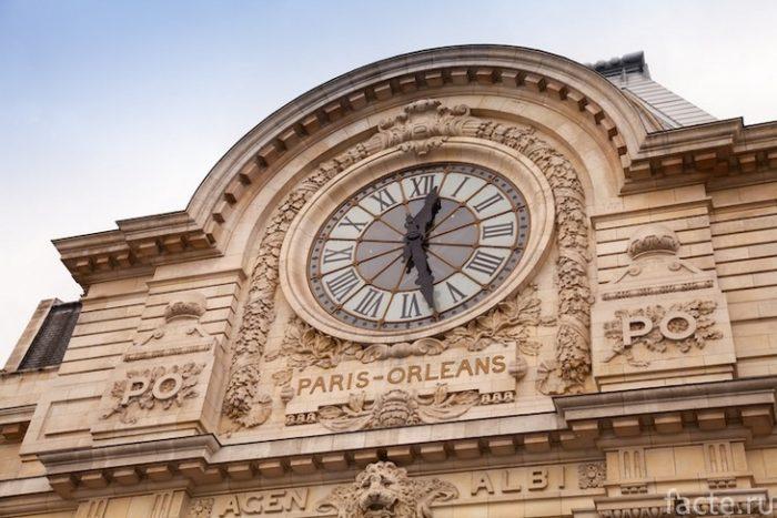 музей орсе часы