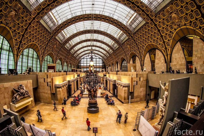 музей орсе внутри
