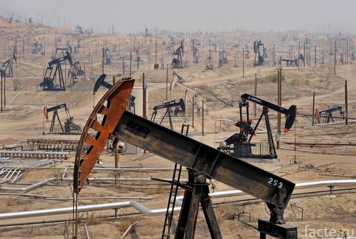 оаэ добыча нефти
