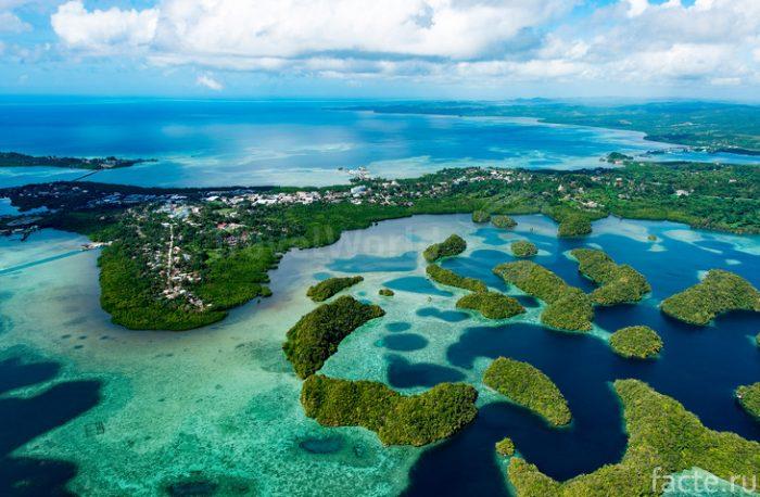 палау тихий океан