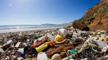 пластик отходы