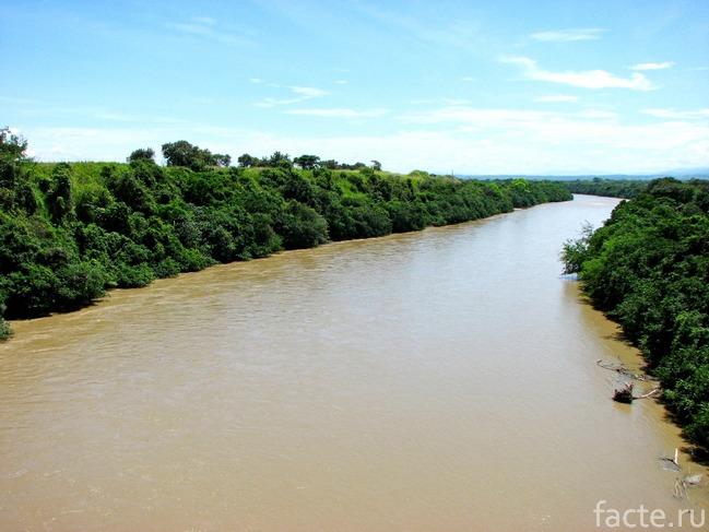 река магдалена колумбия