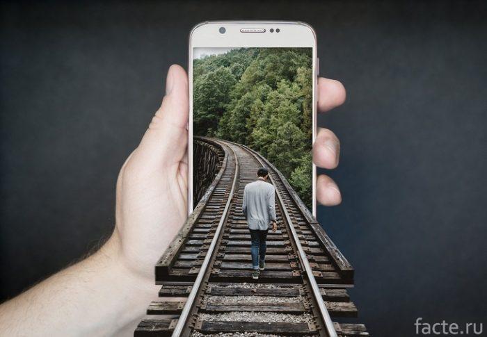 смартфон эффекты