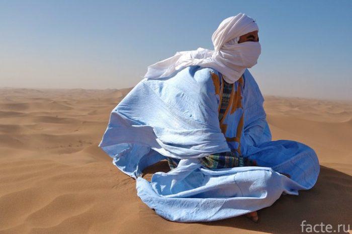 туареги мужчины