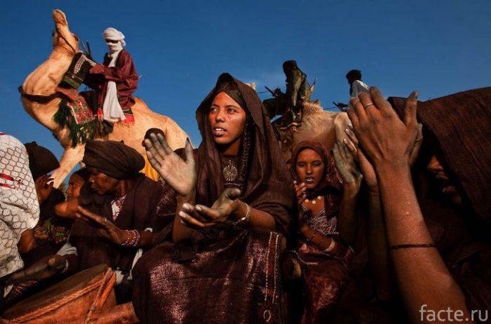 туареги в африке