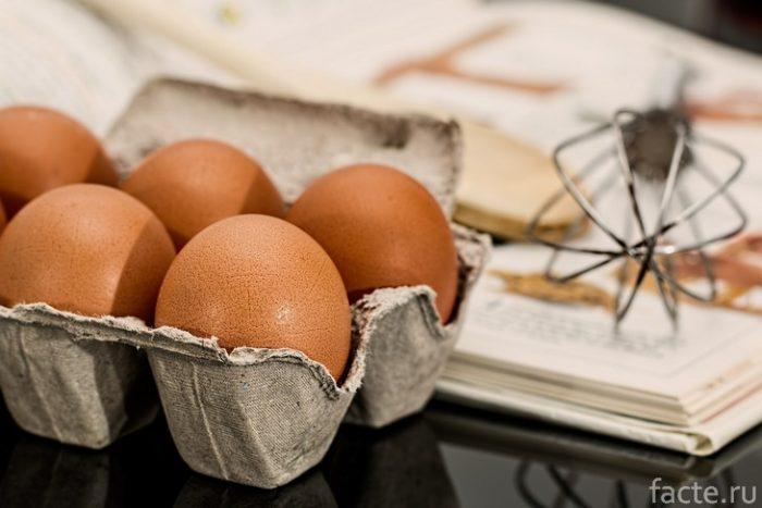 яйца для выпечки