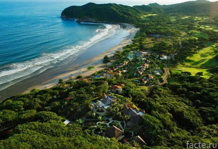 Никарагуа природа