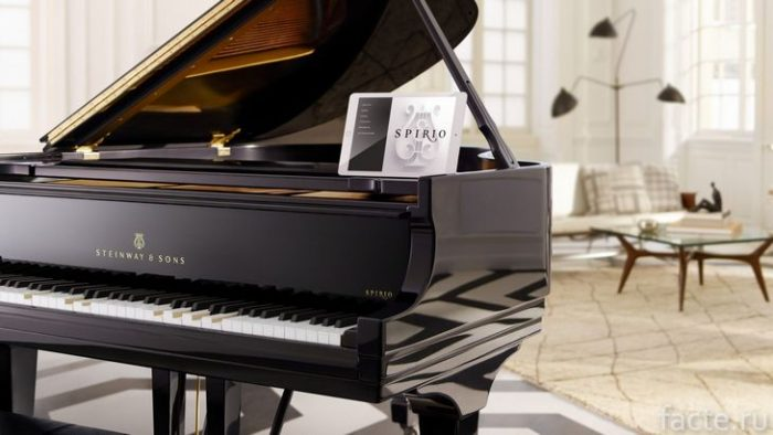 Steinway Sons