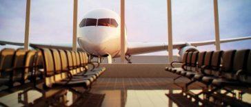 аэропорт зал ожидания