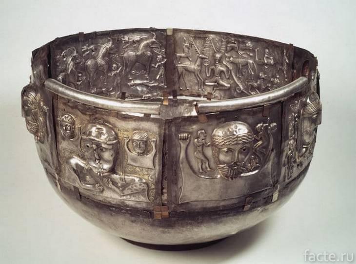 древнее декоративное искусство