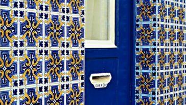 плитка в португалии
